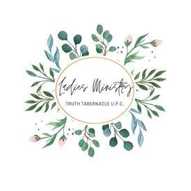 Watercolor Wreath Logo